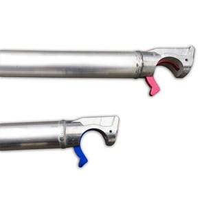 Liaison diagonale pour échafaudage en aluminium type pliable