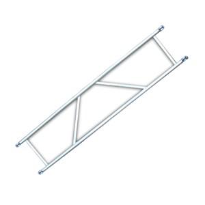 Panneau garde-corps pour échafaudage en aluminium type pliab